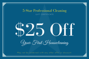 House Cleaning Coupon